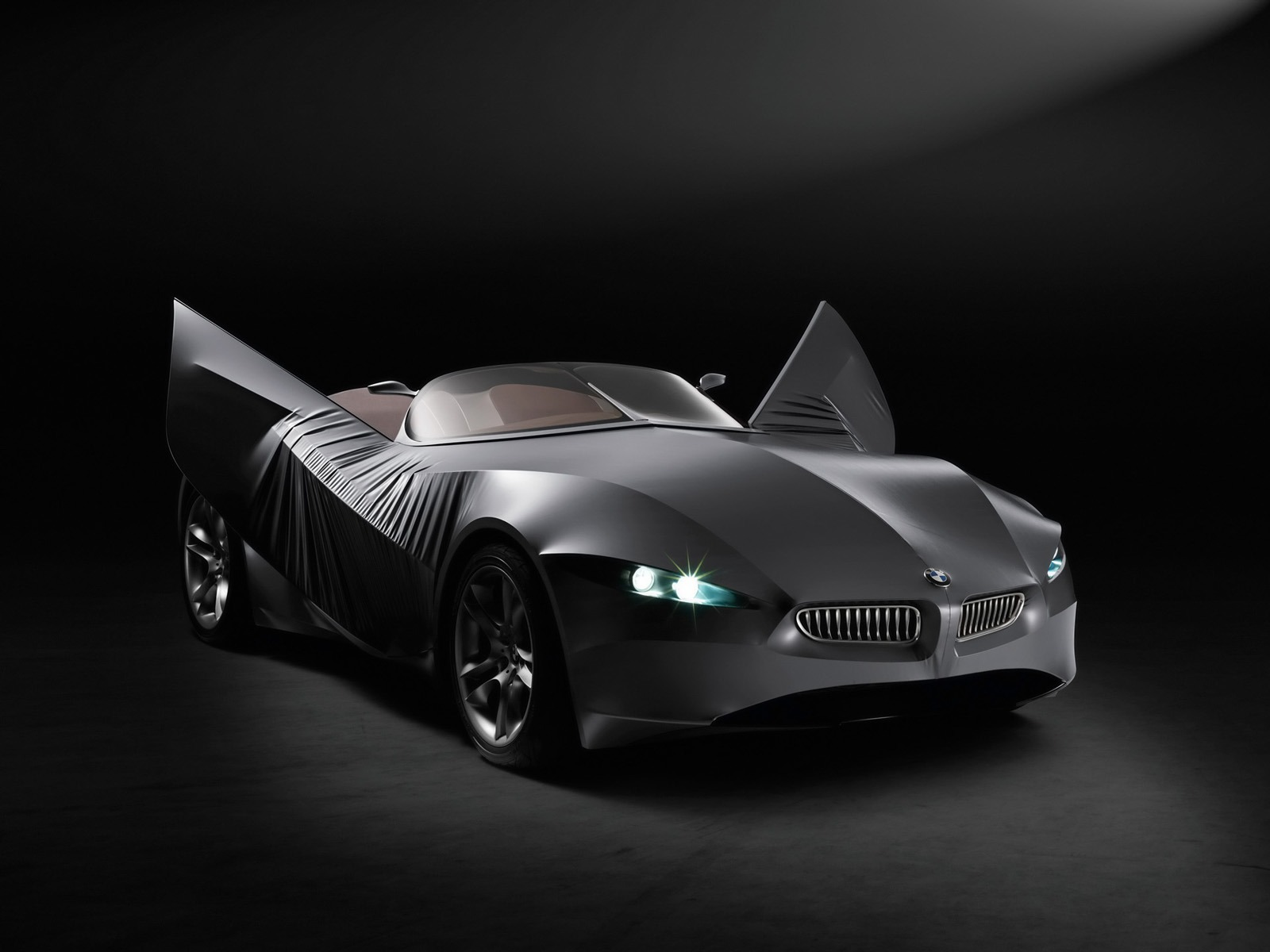 BMW Gina Concept Wallpaper BMW Cars