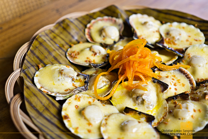 House of Lechon Cebu Baked Scallops