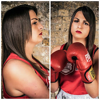 Meet Paula 'Cast Iron' Kastrouni – Westcoast's first female CRN Fight Night contender
