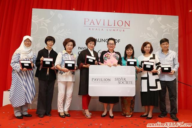 Pavilion Silver Société
