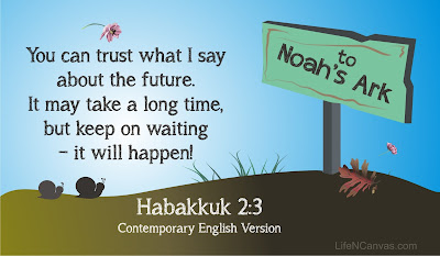 habakkuk 2:3 artwork