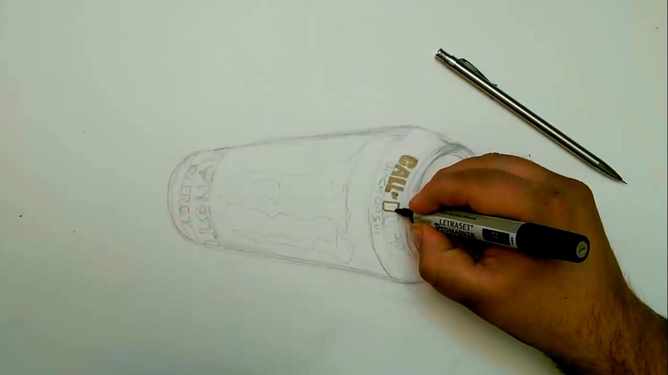 Bonito Paso A Paso Arte Uña Del Dedo Ornamento - Ideas Para Pintar ...
