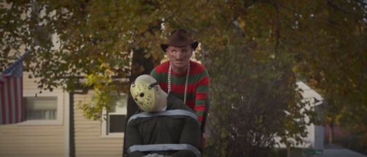"Video:Happy Halloween : Freddy Krueger ""Back To Back""          