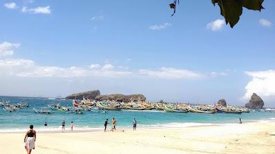 Pesona Pantai Papuma, Surga Tersembunyi di Jember Jawa Timur