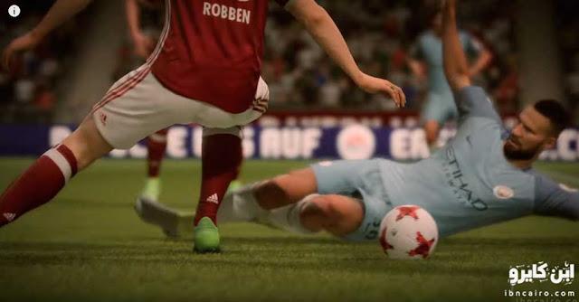 لعبة FIFA18