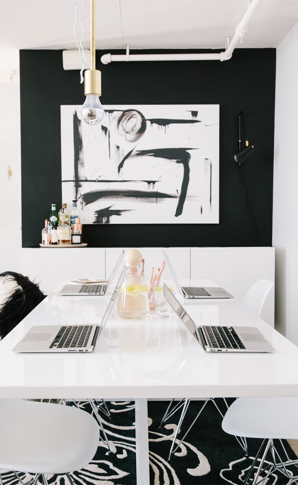 Fashion Blogger | Work Space