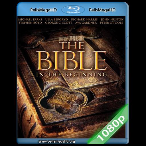 LA BIBLIA: EN EL PRINCIPIO (1966) FULL 1080P HD MKV ESPAÑOL LATINO