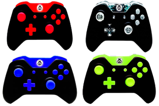Call Of duty Modded Controllers Xbox One Mod Controllers Xb1