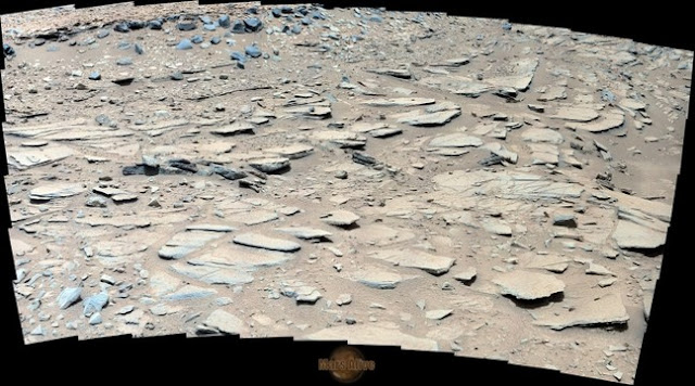 "Sol 309 Curiosity Left Mastcam (M-34) Return to ""Shaler"""