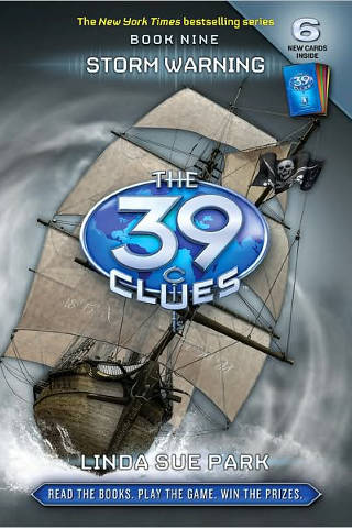 The 39 Clues #9: Storm Warning PDF