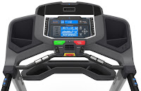 Nautilus T618 console with STN display
