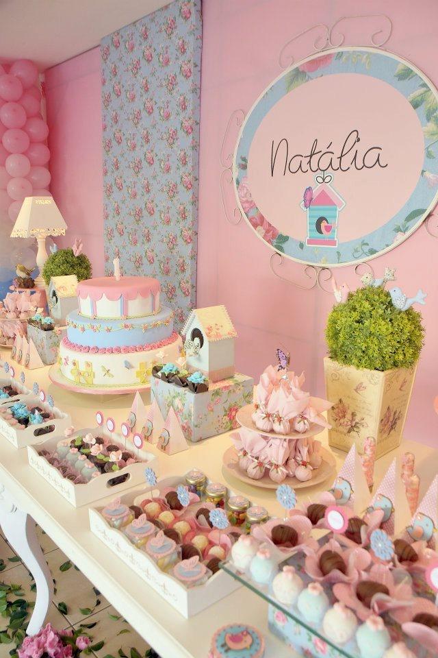 Mesa De Festa Infantil Como Montar E Decorar Toda Atual