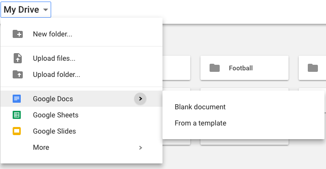 Time To Talk Tech Templates In Google Drive Including A Nice - Google drive sheets templates