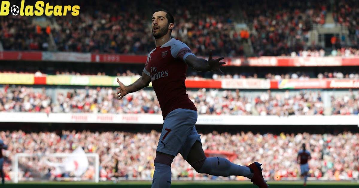 Arsenal Bungkam Southampton 2-0, Mkhitaryan: Harusnya Kami Bisa Unggul Lebih Banyak