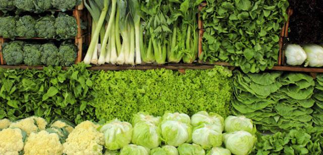 Vegetales y verduras