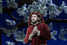 Guildhall School - Julian Philips: The Tale of Januarie - Daniel Shelvey - photo Clive Barda