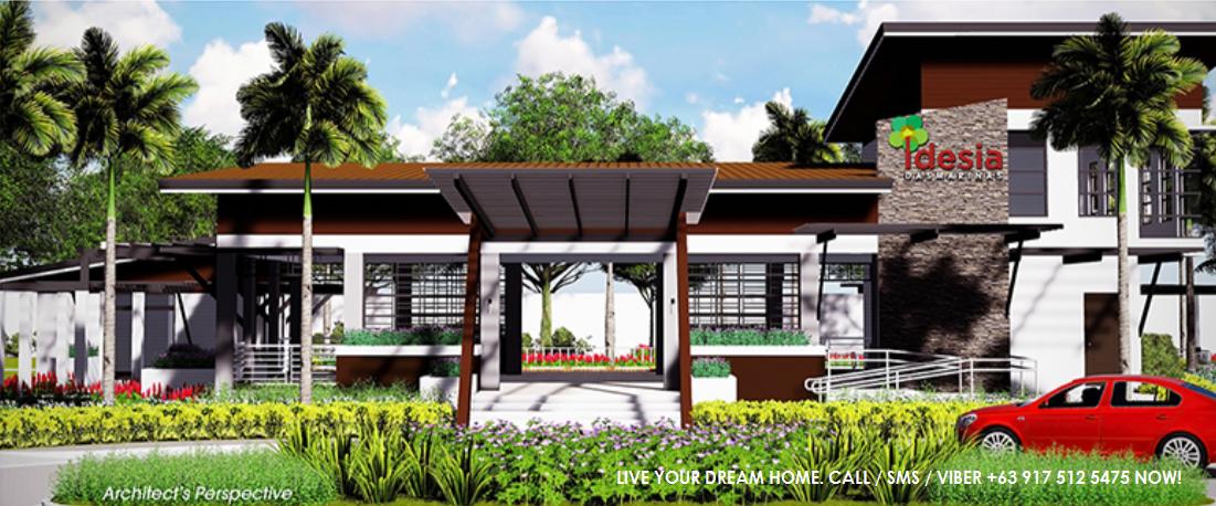 Village Amenities - Talia Complete - Idesia Dasmarinas | Affordable Pagibig House for Sale Dasmarinas Cavite