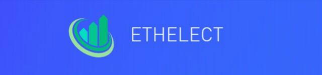 Инвестиционная платформа ETHELECT - логотип.