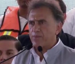 No traigo una varita magica para resolver los problemas dice gobernador Veracruz