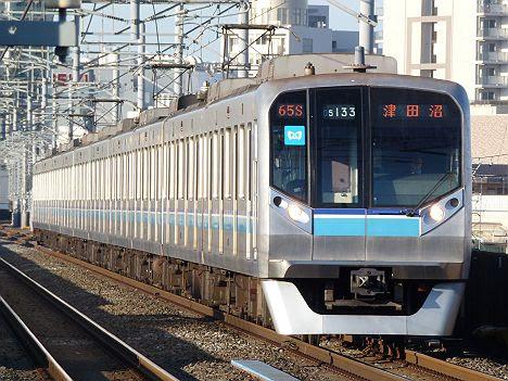 東京メトロ東西線 津田沼行き3 05N系