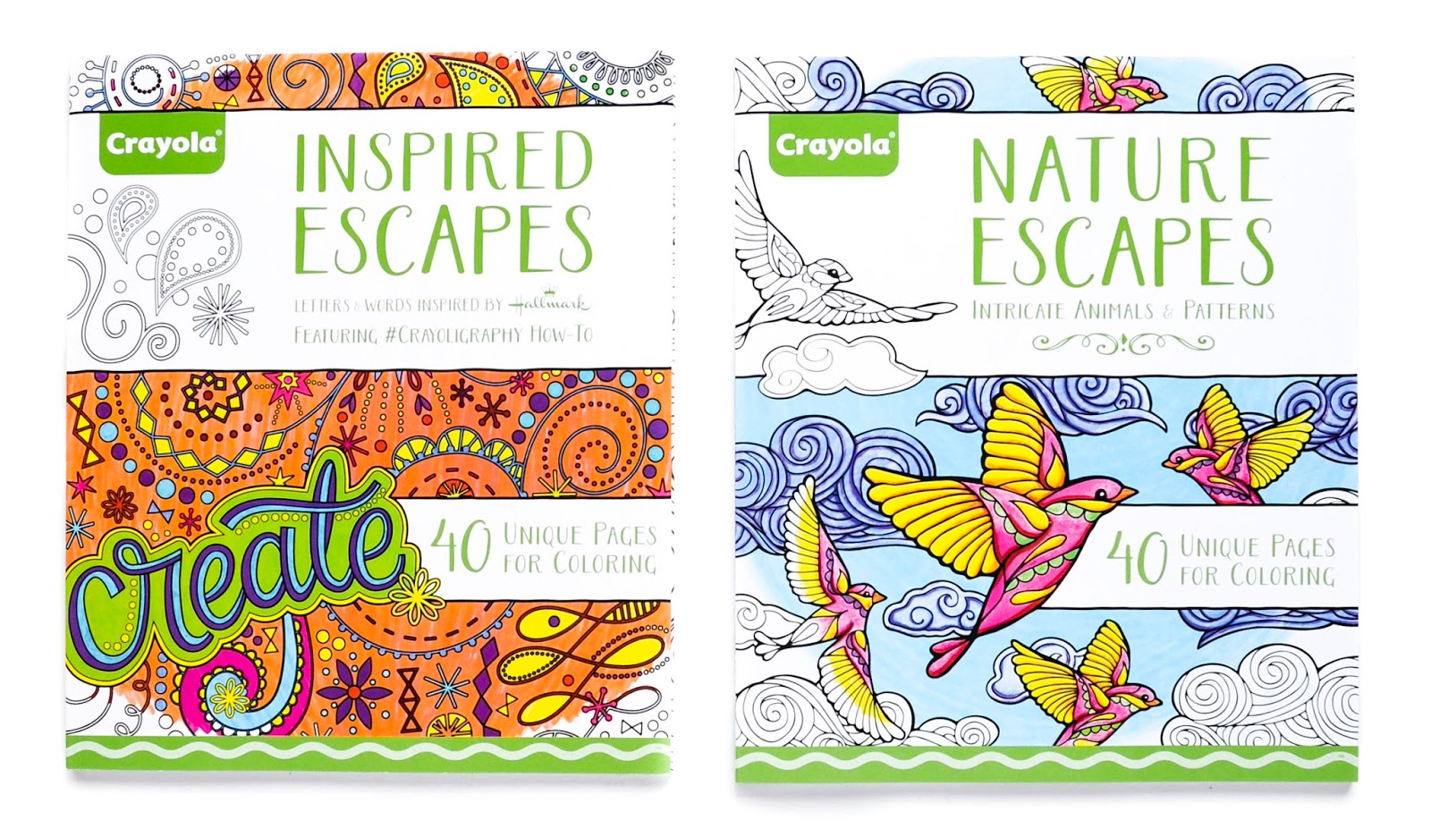 Click Here To Search For Crayola Escapes On Amazon
