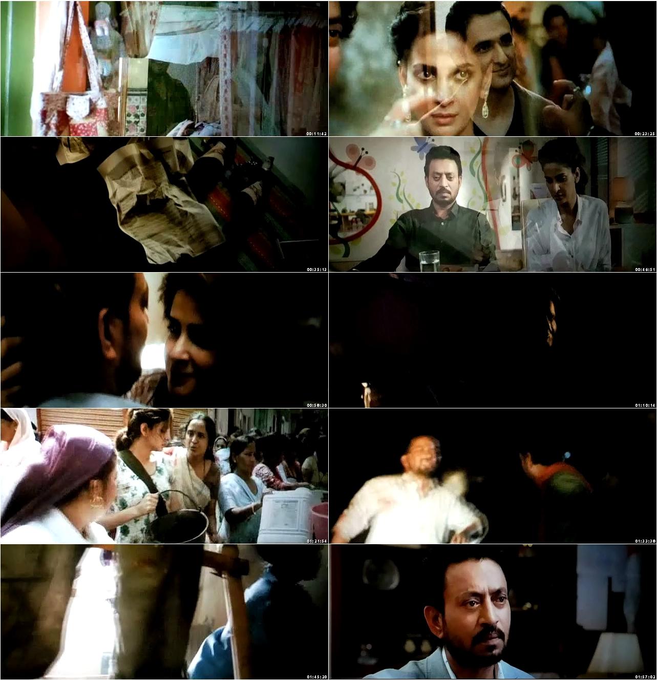 Hindi Medium Movie Screenshot