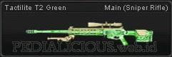 Tactilite T2 Green