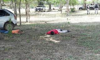 Balacera en Acayucan Veracruz deja dos ejecutados