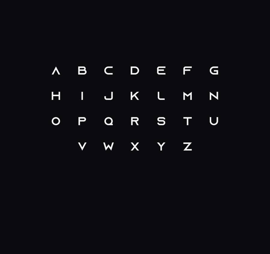 خط أزونكس مجانا Azonix Font Free