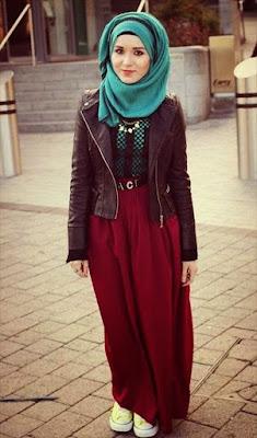 trend hijab ala turki