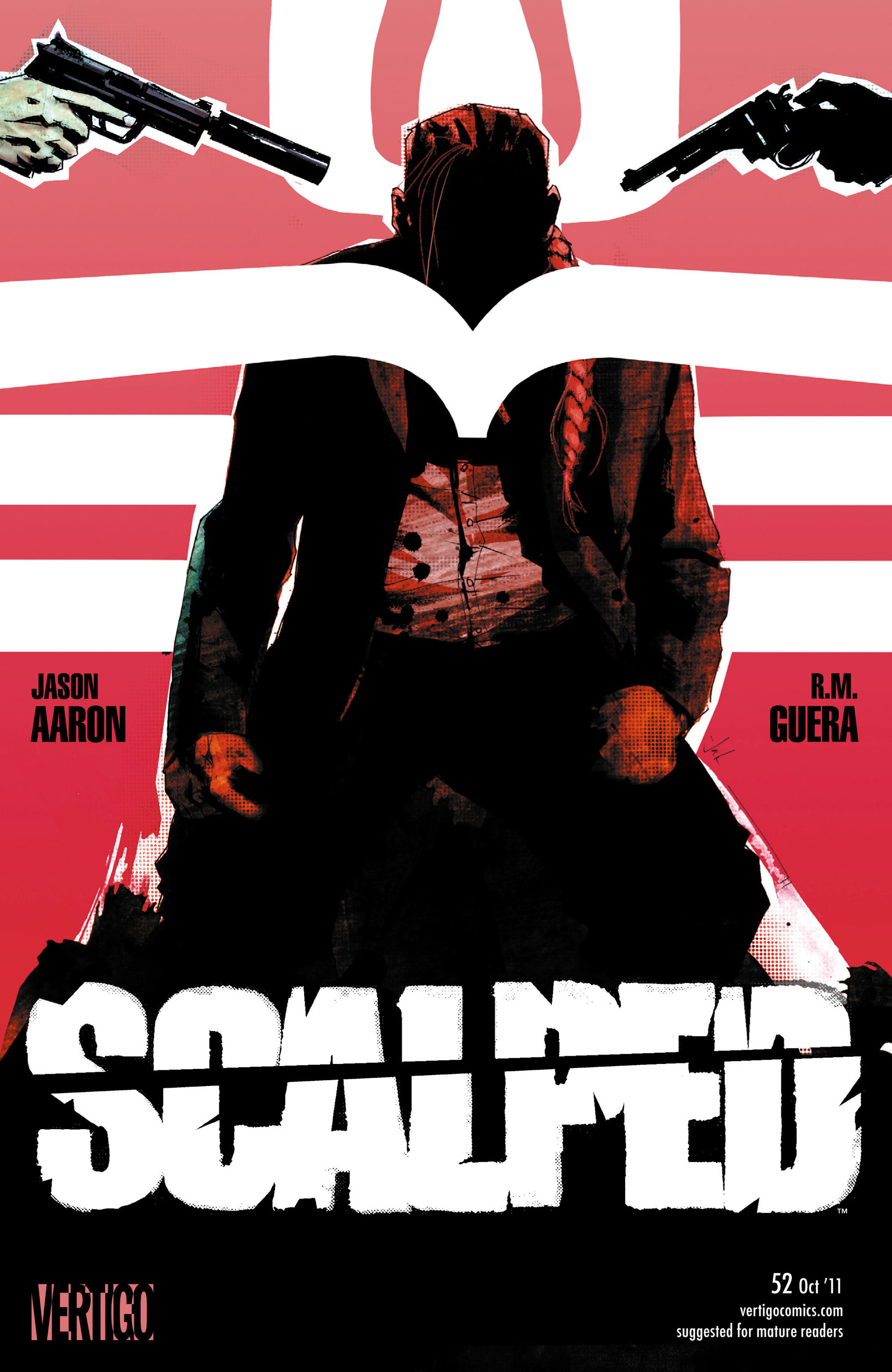 Scalped issue 52 - Page 1