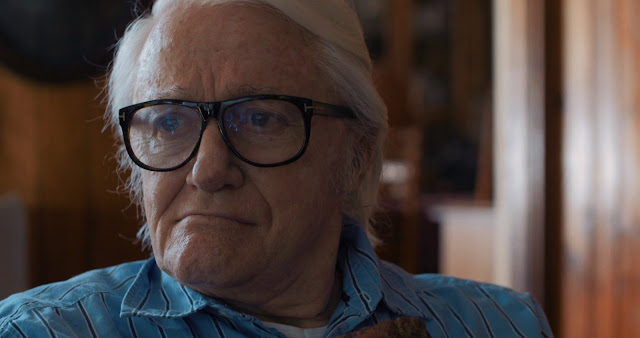 Robert Vaughn in Gold Star (2016)