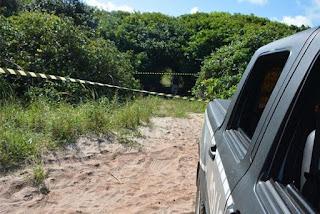 Corpo em estado avançado de decomposição é encontrado na Paraíba