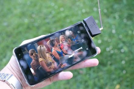 Mobiles Fernsehen für die Hosentasche | ICY BOX DVB-T Stick für Android Smartphones und Tablets