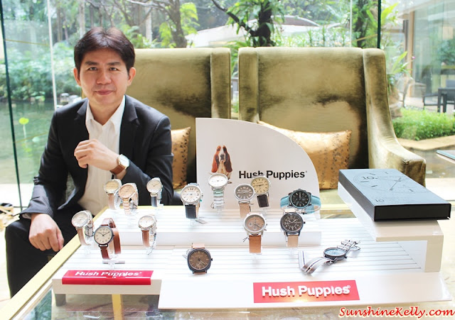 Vintage Yet Contemporary, Hush Puppies Timepieces, Hush Puppies, Vintage, Contemporary, 1958, 10th anniversary edition