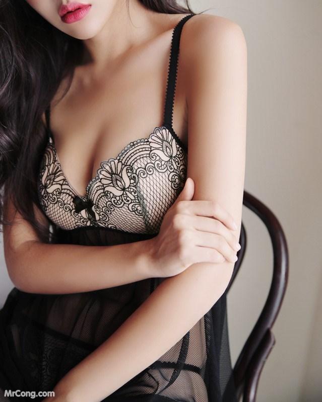 Image Korean-Model-Jin-Hee-MrCong.com-002 in post Người đẹp Jin Hee trong bộ ảnh nội y và thời trang gym tháng 10/2017 (357 ảnh)