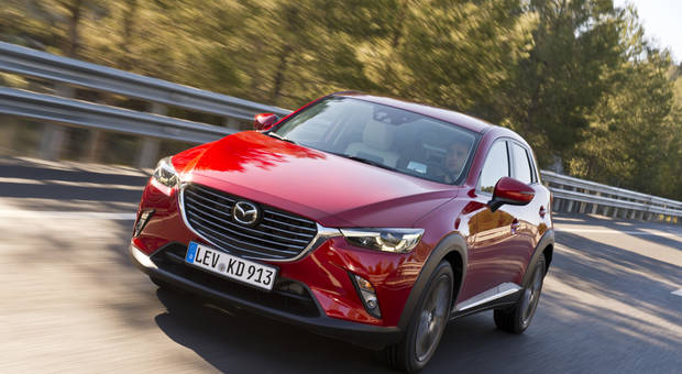 Mazda CX-3: All prices