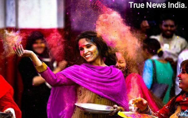 Mathura-Vrindavan Lathmar Holi Festival will start from 15 March 2019: True News India Blog.