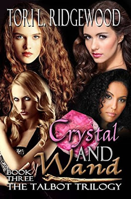 Review: Crystal and Wand by Tori L. Ridgewood