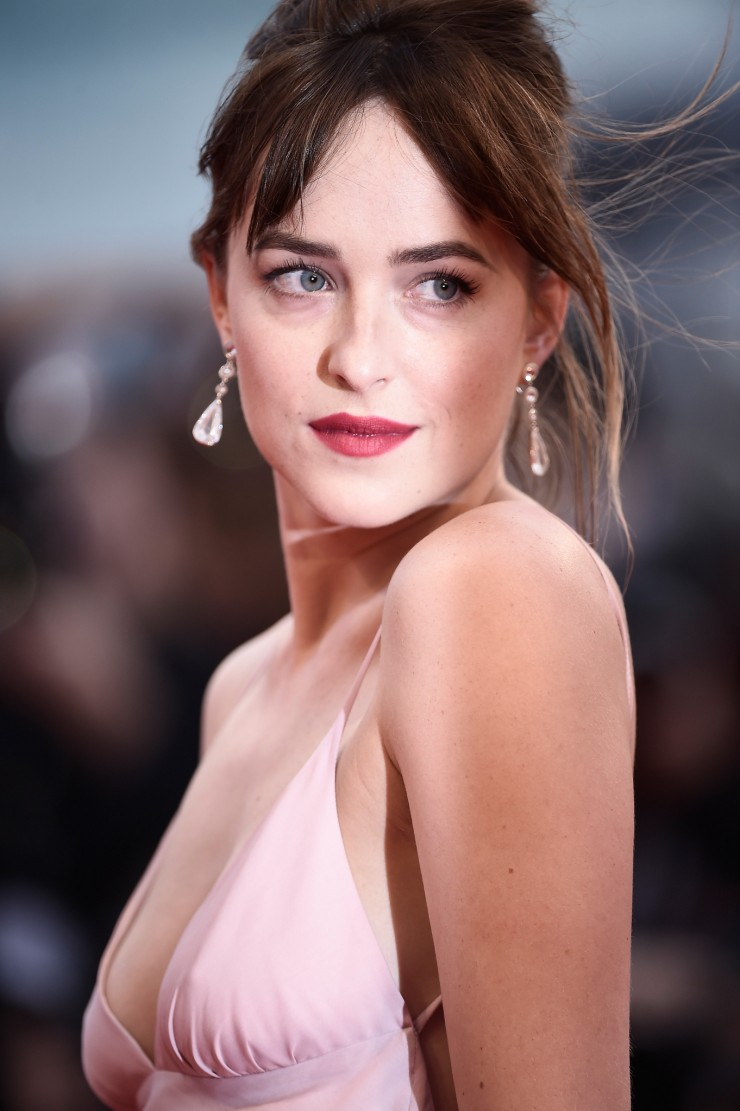 Actress Dakota Johnson Hot Photos