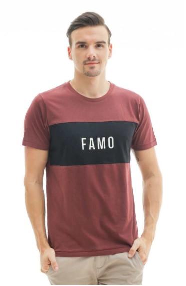 Temukan T-Shirt Famo Berkualitas Hanya di 3second.co.id
