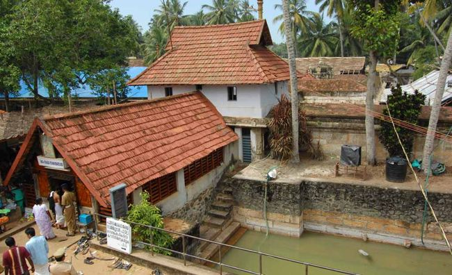 Sri Parasurama Temple Entrance