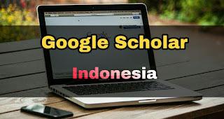 Google Scholar indonesia