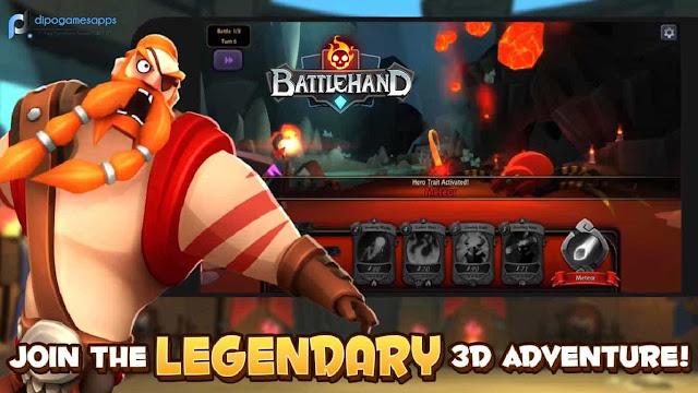 Free Dowload BattleHand Mod Apk Terbaru