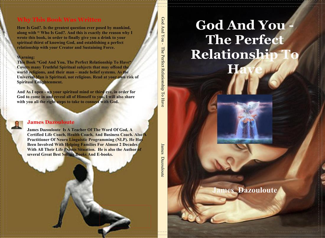 BOOK - God And You, The Perfect Relationship To Have
