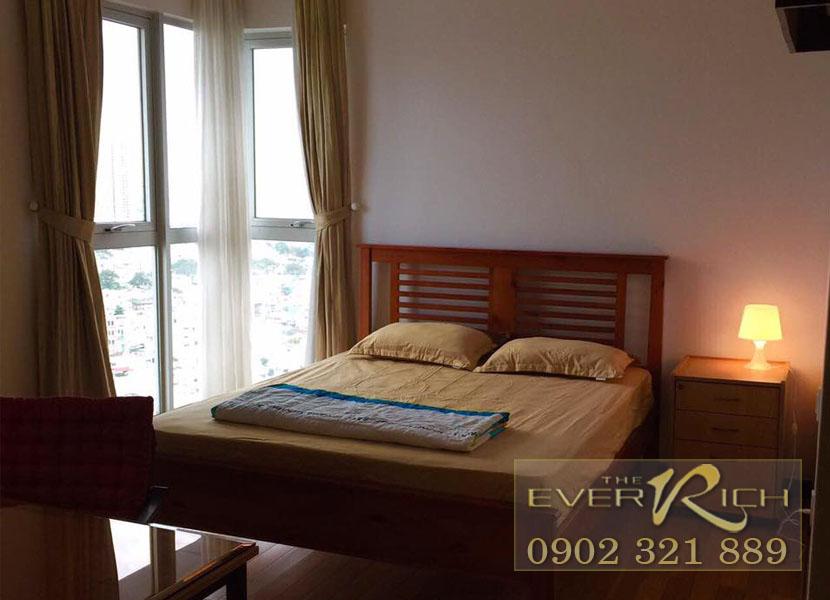 Cho thuê căn hộ The Everrich quận 11 - giường ngủ 3