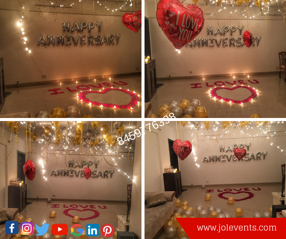 Event Management Company Surprise Room Decoration Ideas Surprise