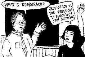 Pengertian Demokrasi dan Macam macam demokrasi