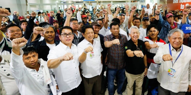 OFWs Are Duterte's Most Essential Soldiers In the War For A Better Philippines
