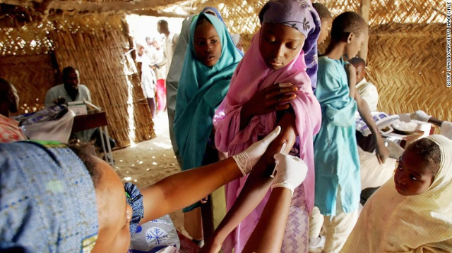 WHO report says Ghana reaches 90% vaccination coverage for 3 diseases